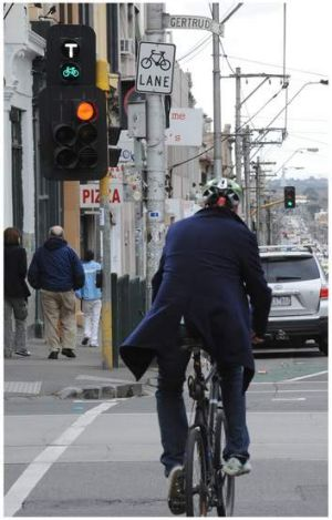 It seems cyclists and drivers will never get along.