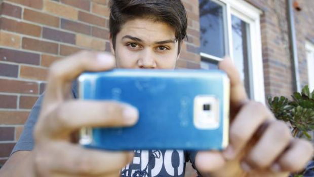 Coping: Savas Aragon has made a film about bullies.
