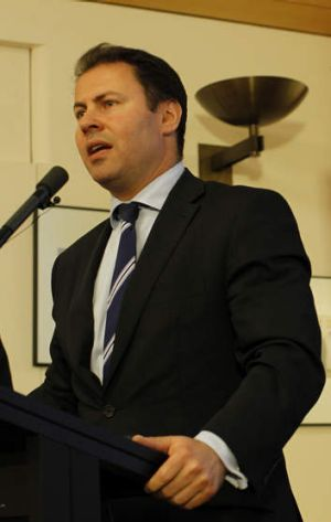 Secretary for deregulation, Josh Frydenberg.