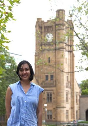 'I would like the intellectual potential and contributions of Aboriginal and Torres Strait Islander people recognised': ...