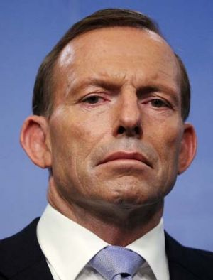 To begin the repeal process this week: Prime Minister Tony Abbott.