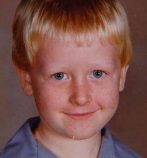 Nicholls, aged seven.