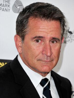 Anthony LaPaglia to star as CIA operative in series <i>Red Zone</i>.