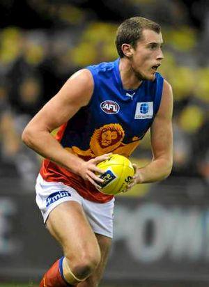 Matthew Leuenberger says the Lions are quietly confident about the 2014 season.