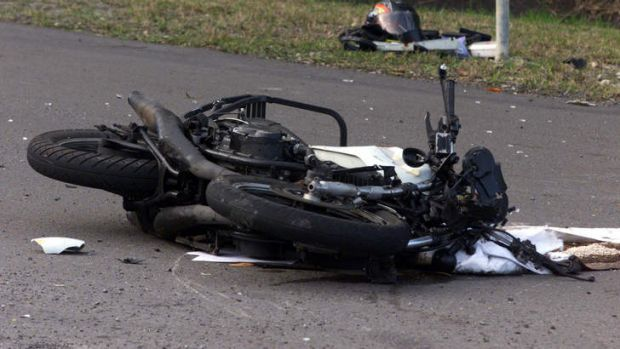 Motorbike riders are 20 times more likely to die on Canberra roads than car occupants.