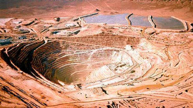 A mining joint-venture in Chile run by BHP Billiton and Rio Tinto will get a $US100 million loan from Australian taxpayers.