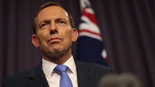 'We will do our duty to the families of the 239 people on that aircraft': Prime Minister Tony Abbott.