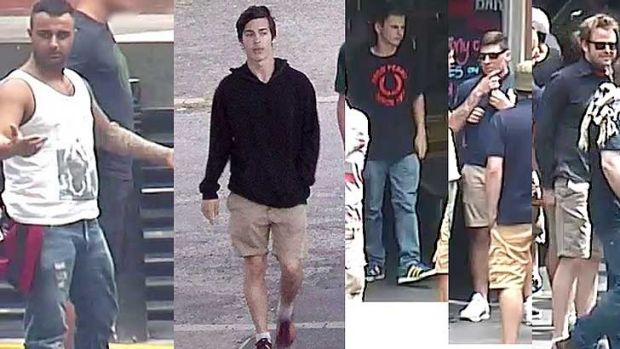 Police want to speak to these men.