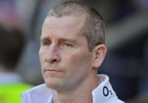 Harness the pain: England head coach Stuart Lancaster.