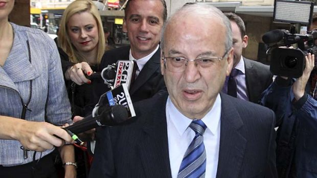 Corruption hearing: Obeid-linked water company gave $10,000.