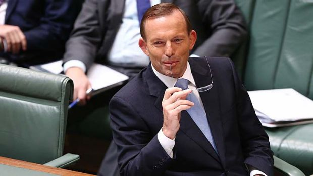 Chose to leave Arthur Sinodinos out of cabinet: Prime Minister Tony Abbott.