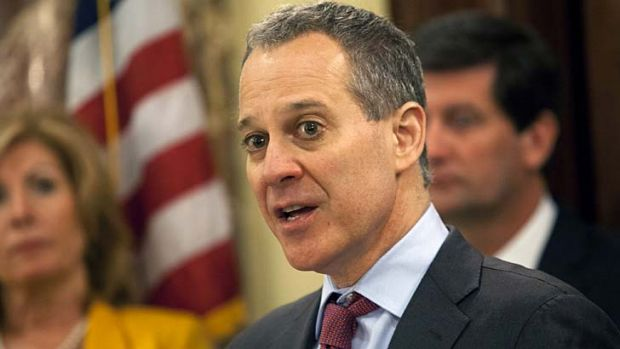 US attorney general Eric Schneiderman's investigation will be closely watched by Australian authorities.