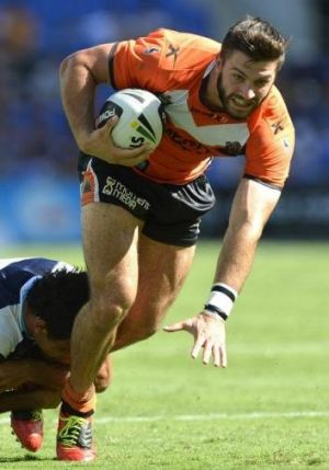 Headed west? The Tigers' James Tedesco might soon be house-hunting in Perth.