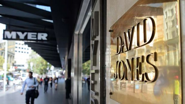 David Jones chief Paul Zahra is 'seriously' considering Myer's merger proposal.