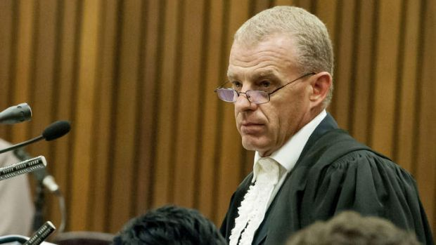 Prosecutor Gerrie Nel says he is 'close to wrapping up' the state's evidence and asked the judge for time to interview ...