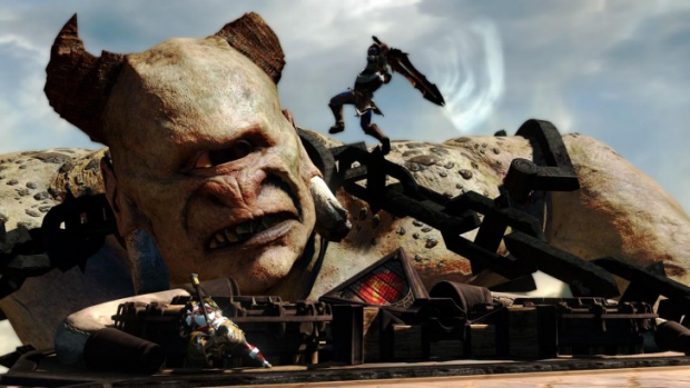 God of War: Ascension was perhaps the first R rated game to go on sale in Australia.