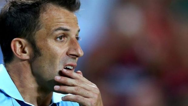 Sydney FC's marquee player may be headed for the door.