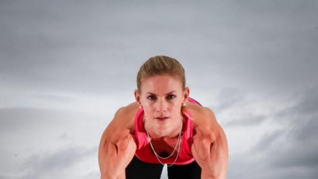 Melissa Breen will take on the men in the Stawell Gift.