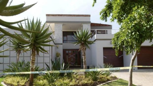 Oscar Pistorius has been forced to sell his home