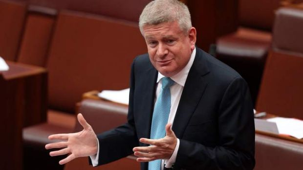 Senator Mitch Fifield says a report on the NDIS delivers a 'damning verdict' on the former Labor government.