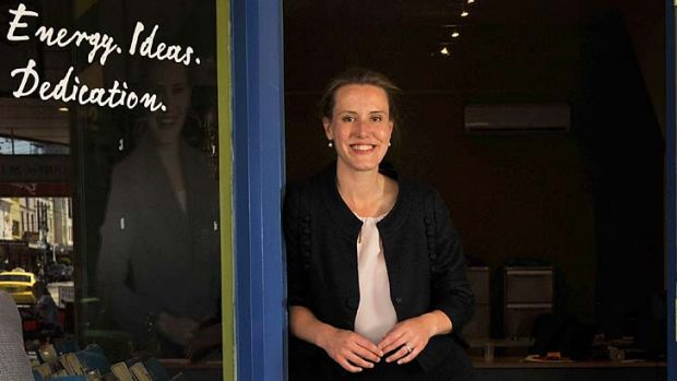 Kelly O'Dwyer announced the inquiry into housing affordability.