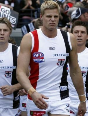 Nick Riewoldt is one of the few Saints players from the Grand Final of 2010 to be named in the squad taking on Melbourne ...