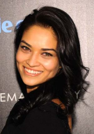Newly single: Shanina Shaik.