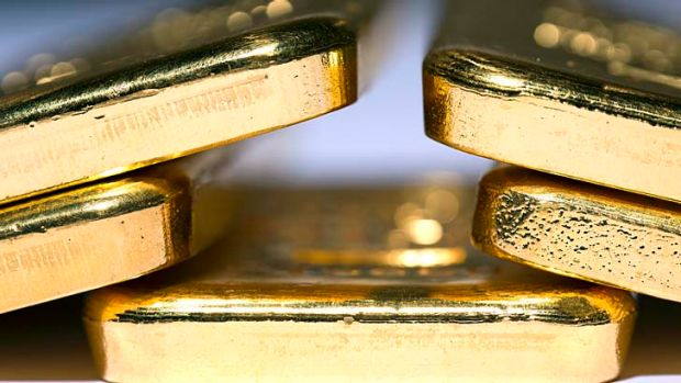 Gold bullion plunged 28 percent in 2013 as some investors lost their faith in the metal as a store of value.