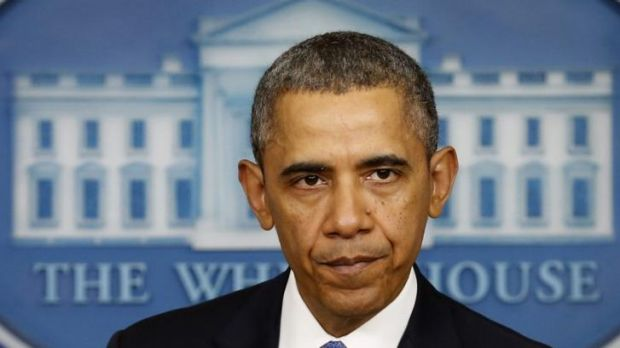 Increasing pressure on Russia ... US President Barack Obama is looking to use sanctions to stop Russia moving on other ...