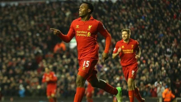 Still hungry: Daniel Sturridge.