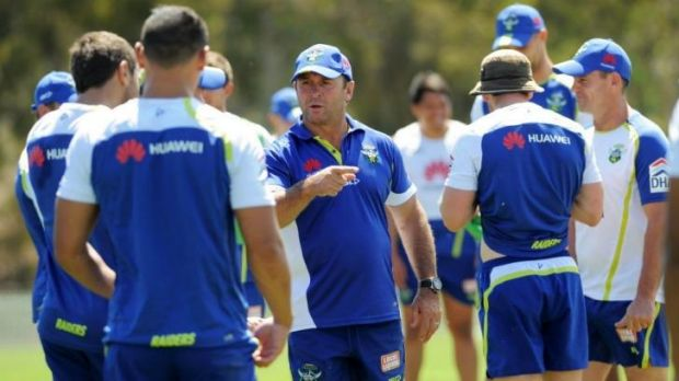 Stuart will take charge of his first game at Canberra Stadium on Sunday.