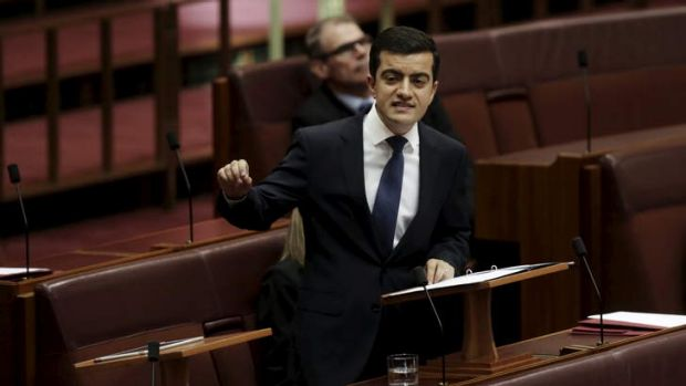 """Labor Senator Sam Dastyari: """"A person who clearly understands the plight of these unfortunate people...that their ..."""