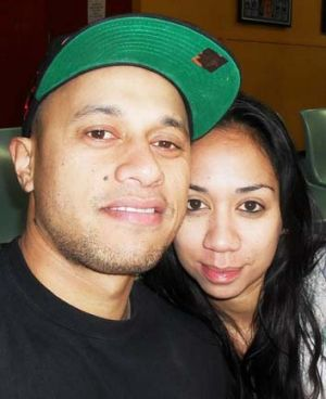 Brisbane couple among victims: Joseph King and his fiancee Rahuia Hohua were killed in Saturday's crash.