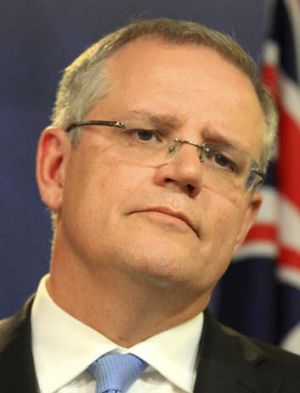 """This is a matter for the PNG government"": Scott Morrison."
