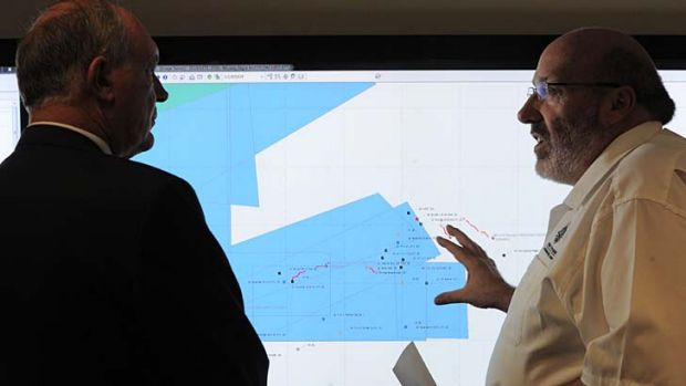 Indian Ocean search: Malaysia has reportedly handed over new satellite images from the French to Australia as the ...