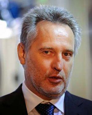 Key man: Dmitry Firtash.