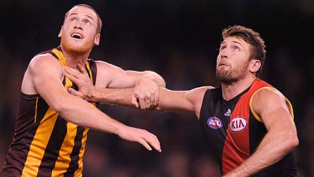 The Hawks will probably need to step it up a gear though to overcome the Bombers.