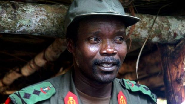 Leader of the Lord's Resistance Army in 2006: Joseph Kony.