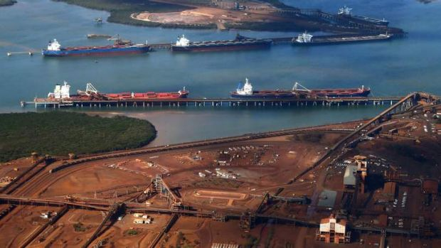 BHP and Fortescue have published export targets higher than their official allocations within Port Hedland.