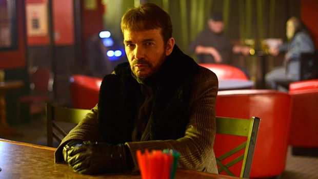 <i>Fargo</i> stars Billy Bob Thornton.
