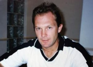 Geologist Roger Clarkson who was aboard the ill fated Beechcraft King Air flight in 2005.