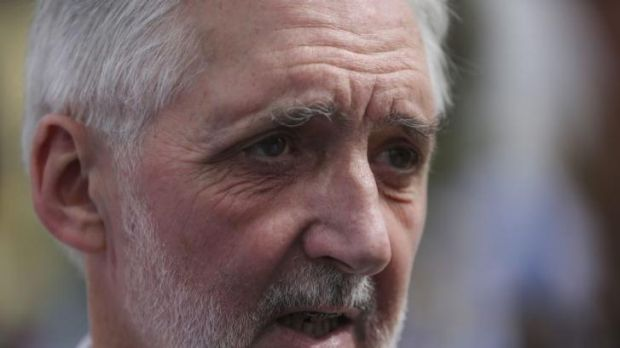 International Cycling Union (UCI) president Brian Cookson.