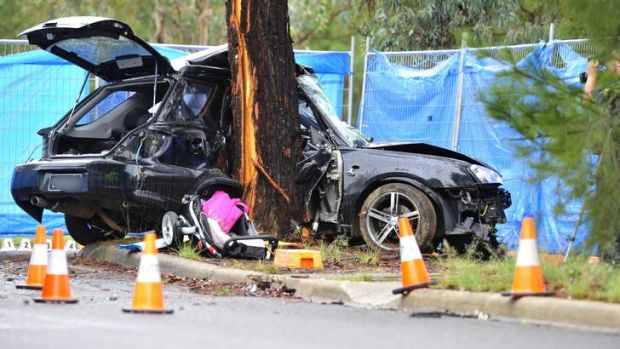 ACT Policing investigate a fatality on the corner of Houston Street and Sternberg Cres, Wanniassa.