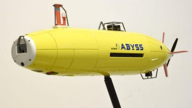 May join MH370 search ... the Autonomous Underwater Vehicle (AUV) 'Abyss' can operate in depths up to 6000 metres and ...