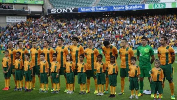 The Asian Cup is a far more realistic goal for the Socceroos.