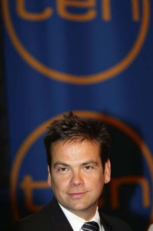 On the move: Lachlan Murdoch