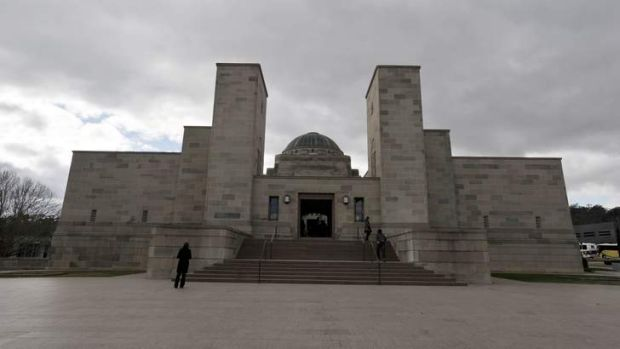 The Australian War Memorial will lose 19 staff over the 3 years.