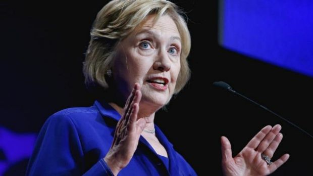 Hillary Clinton says it is far too early for her to consider a run for the presidency.