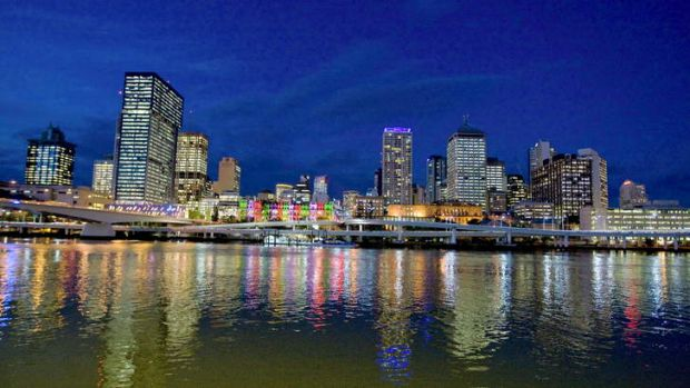 No one on the planet responds deeply to Brisbane, according to philosopher Alain de Botton.