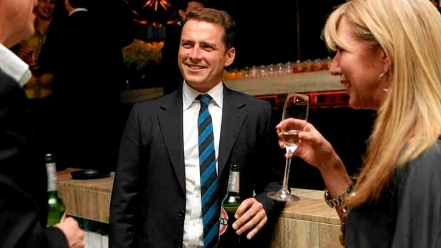 """Karl Stefanovic: """"I know that upstairs [network management] is actively planning to get rid of me, and I like it, I ..."""